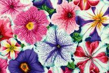 floral /  fashion woman❤️