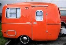 Caravans Vintage