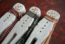 Seasons | Winter / DIY crafts and celebration of winter