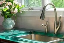 Home Decor | Kitchen / Kitchen ideas and DIY tutorials, before and after