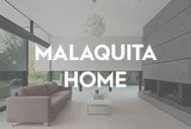 Malaquita Home / 100% sustainable. 100% fair trade. Home decor by Malaquita Design.  http://www.malaquitadesign.com