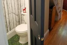 Small Bathroom / Ideas for small bathroom. When Small means 2-5 sq.meters :)