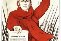 Back to USSR / Propaganda and social posters of the 20th century