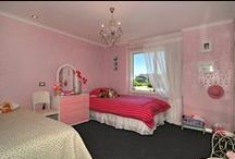 Children's Bedrooms / Your little prince or princess might have ideas already on what they would like in their own rooms. Have a look at some styles we have helped create.