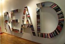 Bookshelves. You can never have enough