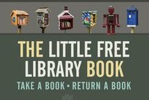 Share the Wealth. Little Free Libraries