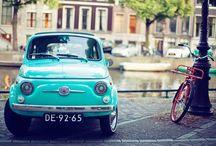 Nuova 500 / Fiat 500 vintage, the dreamy car