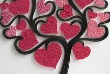SRDIEČKA - Hearts - Deň matiek