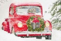 Let it snow / Cars in winter