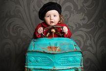 Little ones / Quand les petits bambins prennent la route !