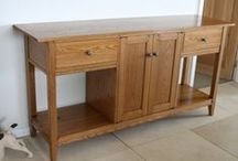 Hand Crafted Furniture / Designers and Makers of Hand Crafted Furniture since 1990