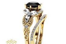 Black Diamond Rings / Check out our unique Black Diamonds Rings