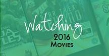 2016 :: Movies Watched / The list of TV shows I'm watching in the year 2016. Follow my progress on Trakt.tv! - https://trakt.tv/users/jadedlioness    Movies   Films   cinema   Watching   Superhero   Fantasy   Action   Geek