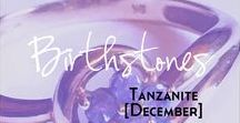 Tanzanite - Birthstone Series [December] / A collection of products and inspiration for December's birthstone Tanzanite. Here you will find links to women's fashion, jewellery, accessories, mood boards, style guides, make up designs, beauty products and more based around the birthstone Tanzanite and the colours indigo, periwinkle and ultramarine. | birthstone | December | Tanzanite | Fashion | Mood Board | Style | Make up | dupes | indigo colour palette | Tanzanite jewellery | ultramarine | indigo | periwinkle |