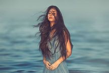 Wicca | seaside / Hear the sound of the sea. Feel the movement of waves