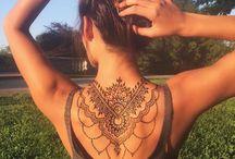 Tatoos | back