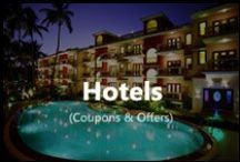 Hotels / Get the latest offers and coupons on Hotels. Get exclusive coupons from Oyorooms, Makemytrip, Yatra and save on ticket booking.