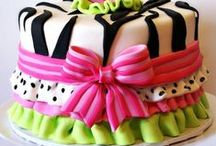 Cakes / by Alison Mostert