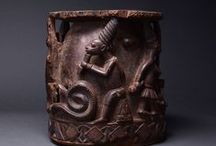 African and Tribal Art / Samples from our African and Tribal Art collection