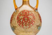Vases / A collection of vases, pottery, vessels, and containers