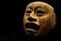 Pre-Columbian Masks / Selections from our world renowned collection of Pre-Columbian masks