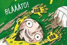 Rošťák Bertík / Seznamte se s rošťákem Bertíkem – klukem se zvyky, které VŠECHNY KOLEM DĚSÍ! Bertík má hlavu plnou ztřeštěných plánů a šílených nápadů, a jestli prahnete po POTÍŽÍCH, už dál nehledejte – Bertík v nich vězí až po krk!