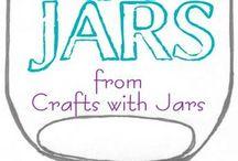 Jars / by Debbie Mendoza