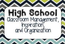 High School Classroom Management, Inspiration, and Organization / Blog posts, pictures, tips, secondary, high school, middle school, classroom management, decoration, pictures, Freebies, bulletin boards, carts, movement, storage, tutorials, free, links, ideas. No products. No flooding. This board is for inspiration and sharing ideas. We love to be inspired!  Please re-pin! If you would like to collaborate email me at studyallknight@gmail.com / by Danielle Knight