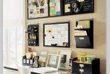 home office / organizacja domowego biura