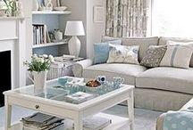 Salas / Um painel para você ver referências para sua sala de estar/jantar.