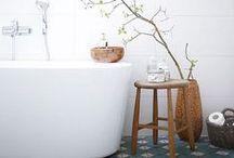 Banheiros / Para sonhar e se inspirar. :)