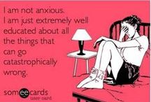 Mental Health Humor / Laughing instead of crying - keeping it in perspective. #Anxiety #stress #cultureshock #couplestherapy MIlanEnglishCounseling.com