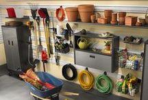 Garagem / Deixe a sua mais organizada e funcional com nossas dicas!