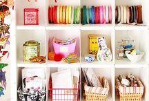 Organization / Ideas para organizar tu casa