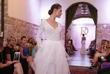 """FASHION WEEKEND SUMMER 2015 / Noya's debut Bridal show, representing our stunning new collection of elegant and romantic gowns. """"Noya Bridal"""" A luxury brand for an affordable price. For more details: noyabridal@gmail.com Or tel : +972-54-6606488  #wedding #weddings #bride #bridalgown #bridal #houtecouture #weddingdress #fashion"""