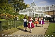 Horniman Museum Conservatory / Weddings and events which take place at the Horniman Museum Conservatory
