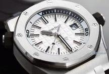 Audemars Piguet Watches / Find our full collection of Audemars Piguet Watches at: http://www.prestigetime.com/brand/audemars-piguet.html