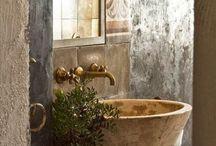 SALLE DE BAINS / Des idees pour notre salle de bains...