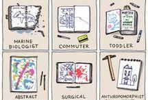 Taiteilijaelämää / Mietteitä, ohjeita ja vertaistukea kaikille luovilla aloilla työskenteleville.