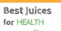 Juicing for Health / Juicing and health go hand in hand. This Juice Chief board provides you with tips, tricks, recipes and inspiration for healthy juicing. #JuicingHealth #HealthyJuicing #JuicingInspiration #JuiceRecipes #JuiceGuides #JuicePlans  #HowToJuice