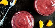 Red Juice / All the goodness of fruit and veg in a glass, you can't go past a healthy red base juice.  This board is aimed to provide you with as many tips, tricks and recipes for red base juices.    Enjoy.
