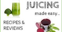 Vegetable Juice / All the goodness of greens in a glass, you can't go past a healthy vegetable juice.  This board is aimed to provide you with as many tips, tricks and recipes for healthy and fresh vegetable juices.    Enjoy.