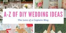 Wedding planning ideas / Wedding planning ideas, hacks and inspiration
