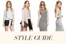 forever 21 | style guide / by Forever 21