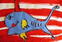 Dr. Seuss / All things Seussy / by Barbara Leyne Designs