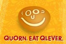 Inspiration from Across the Pond: Quorn UK / Delicious recipes, funnies, and facts from our headquarters in the United Kingdom