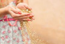 glitter. / by Alyssa Krahn