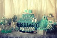 BABYSHOWER IDEAS / Baby shower ideas for my little boy on the way and my little niece on the way / by Suzy Rojas