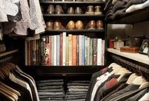 Closets / by Gregg Irby