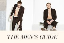 forever 21 | the men's guide / by Forever 21